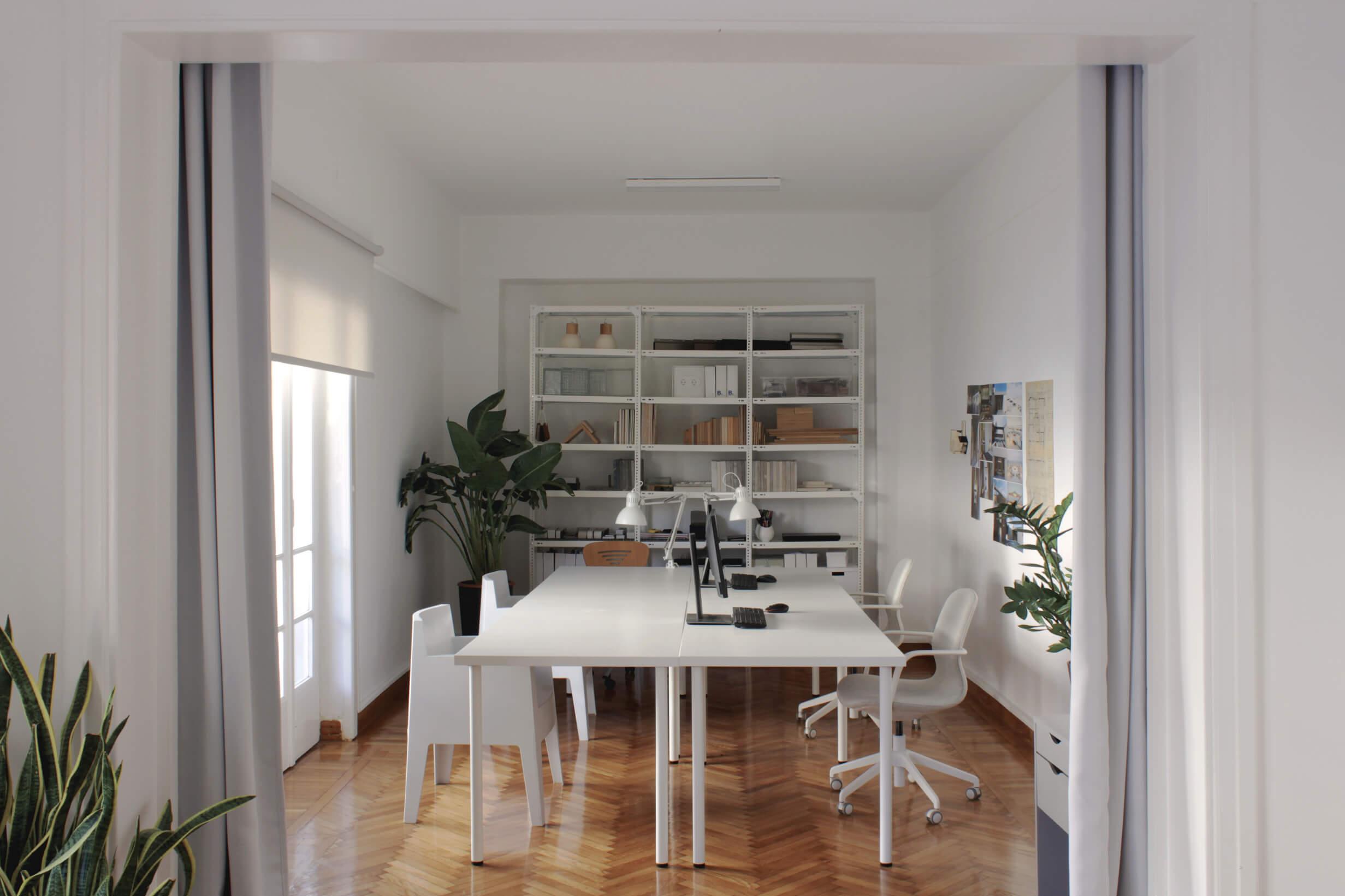 Christina Voutou's Office