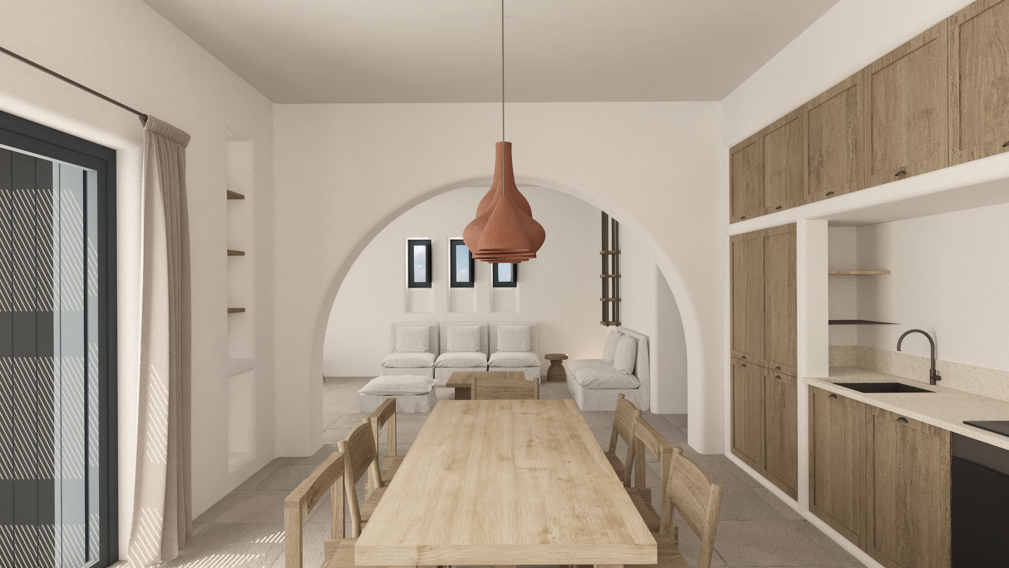 Projects - Syros House