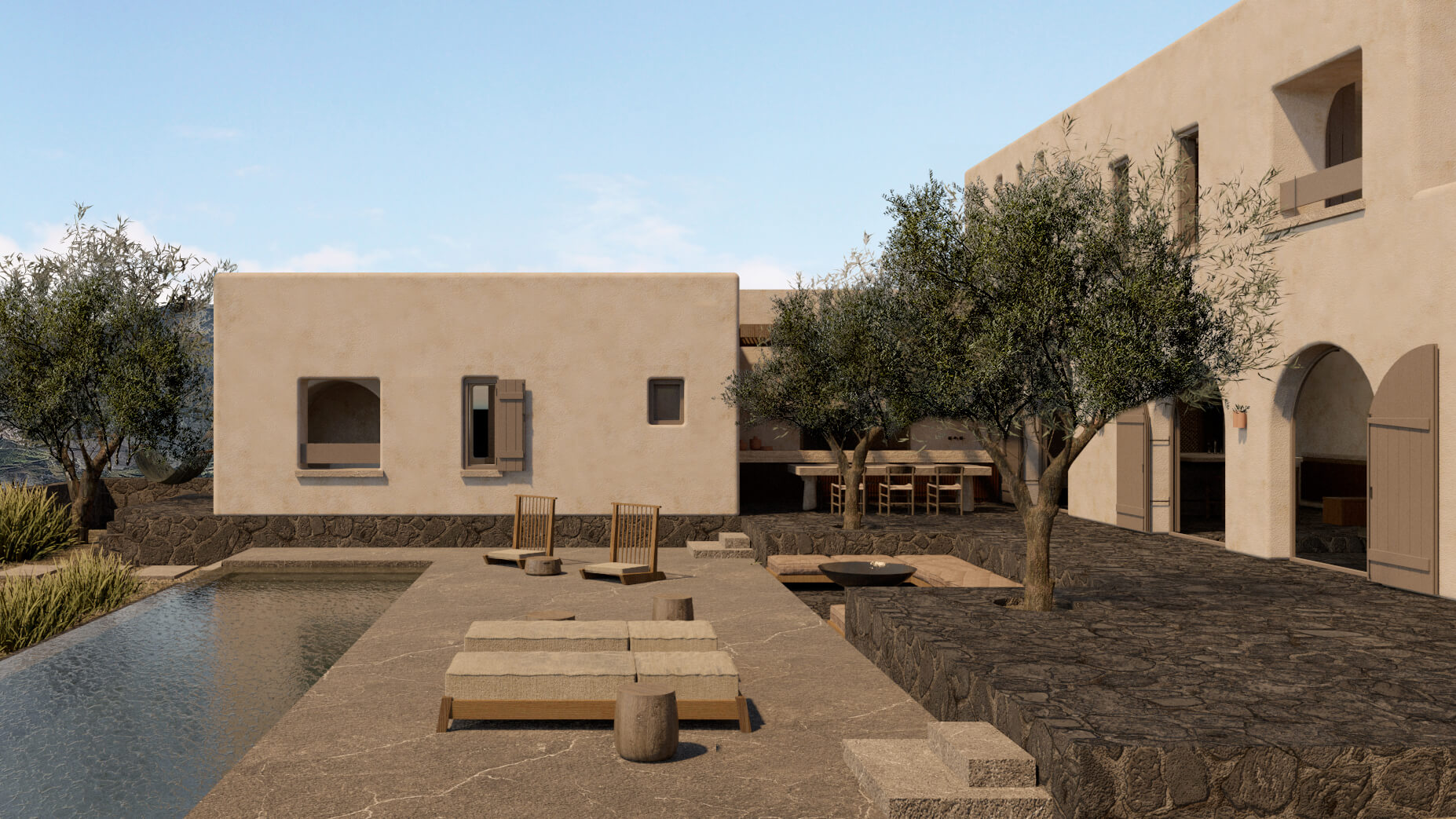 Projects - L House